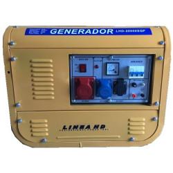 Generador Eléctrico Con...